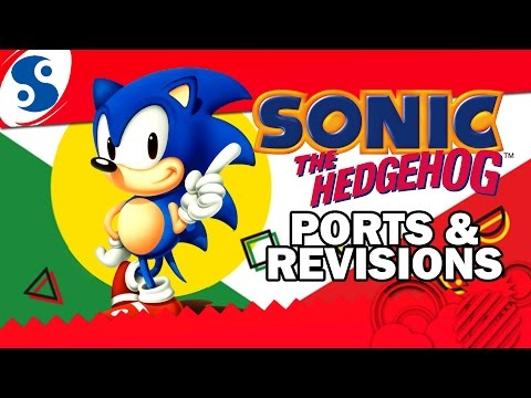 Sonic The Hedgehog Ports and Revisions | SEGATORIAL
