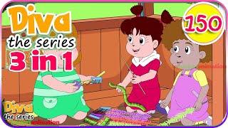 Seri Diva 3 in 1   Kompilasi 3 Episode Bagian 150   Diva The Series Official