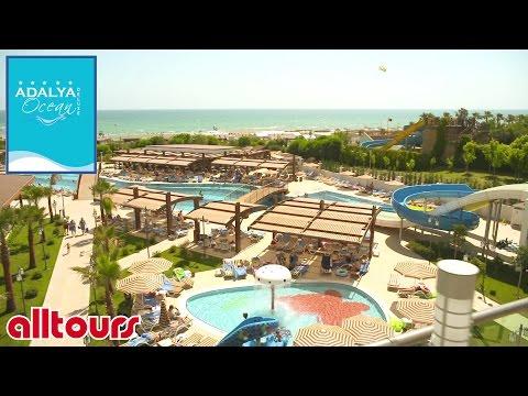 Türkei: Hotel Adalya Ocean - jetzt mit alltours einchecken!