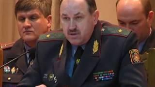 2017-01-25 г. Брест. Коллегия УВД. Новости на Буг-ТВ.