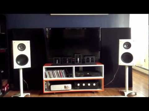 high quality audio of my hifi stereo system youtube. Black Bedroom Furniture Sets. Home Design Ideas