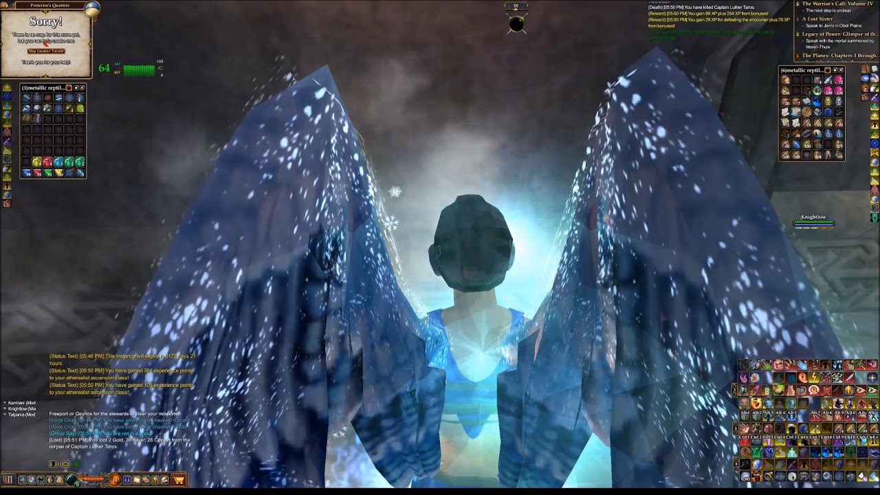 Eq2 Best Solo Class 2020 EverQuest 2   Fighter Epic Weapon 2.0 The Warrior's Call Volume IV
