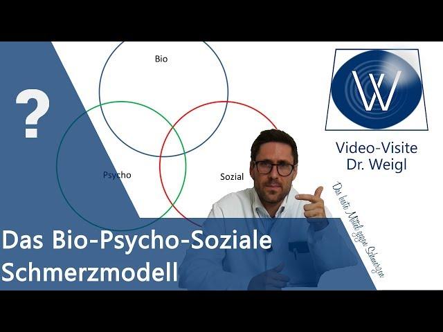 Ganzheitliche Schmerztherapie: Ohne geht es nicht - Das Bio-Psycho-Soziale Schmerzmodell erklärt💡👍
