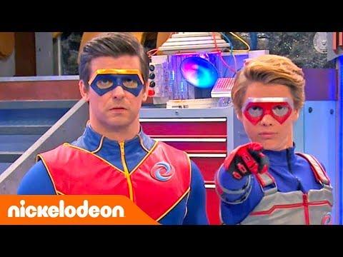 Опасный Генри | Видео о тайной личности | Nickelodeon Россия