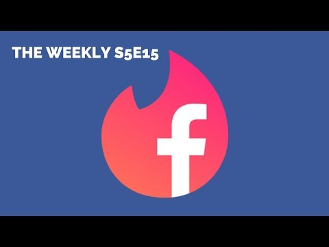 In case you haven't shared enough info with Zuckerberg: Facebook launching dating app from YouTube · Duration:  59 seconds