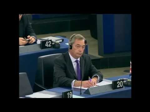 "Nigel Farage: Stop opposing Vladmir Putin in Ukraine and ""No sanctions to Russia"""