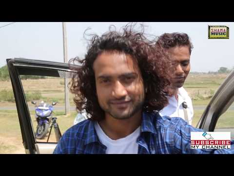 Tor Chehra New Nagpur Song Making|Singer Pradeep Shama|Actors Vivek & Ritika