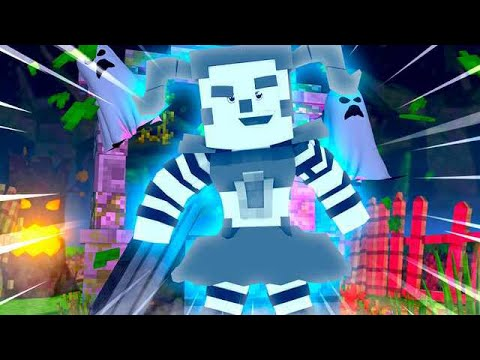 Ghost of Circus Baby! Minecraft FNAF Roleplay
