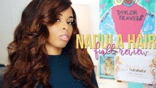 30 days w/ nadula hair !! | an actual full hair review