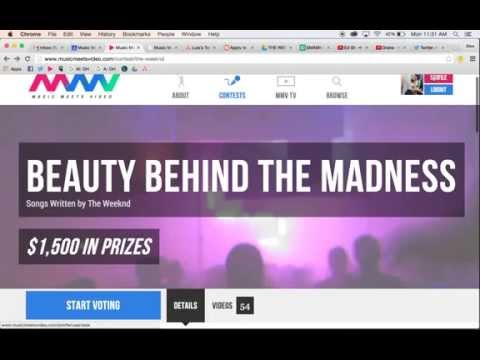 Music Meets Video Product Demo