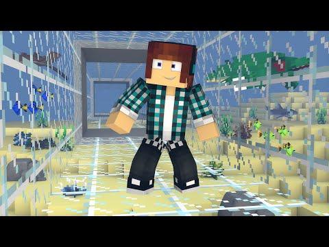 Minecraft : CORREDOR DE DINOSSAUROS !! - ARK CRAFT SURVIVAL #41