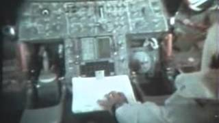 Apollo 11 Onboard TV Transmissions Clip#5