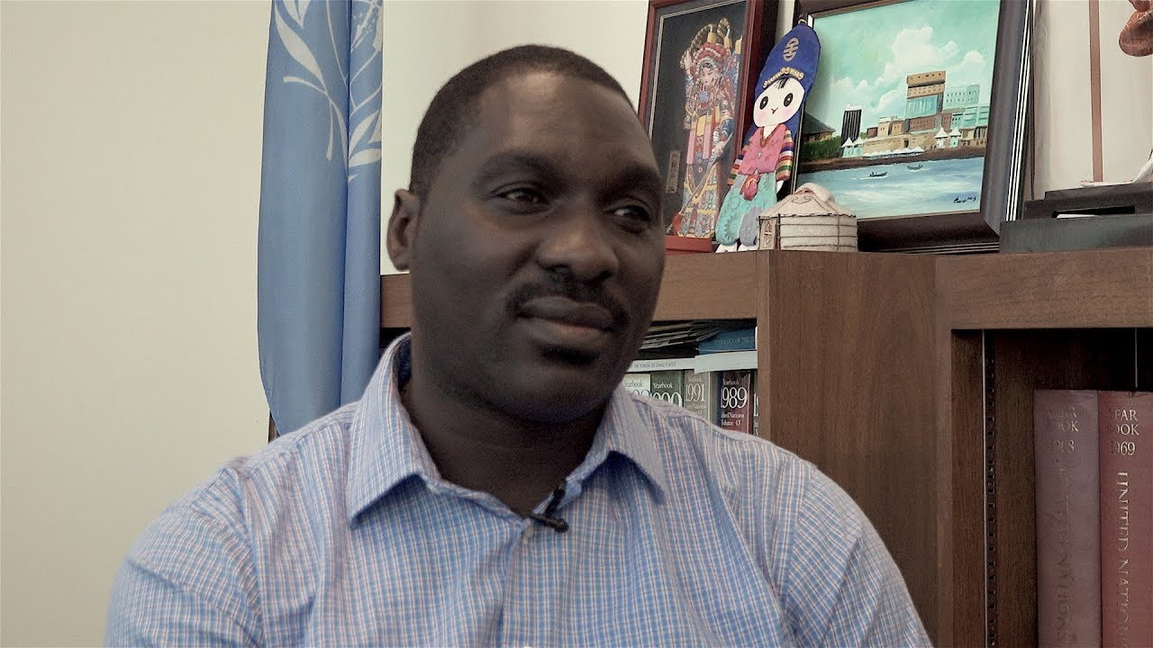 UN Supporting Victims of Terrorism – Interview with James Ndeda