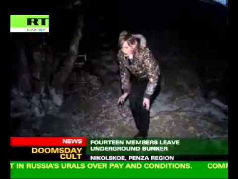 Cracks appear in Penza cult as 14 quit bunker