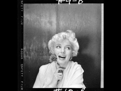 Marilyn Monroe  The Flower Girl , by Cecil Beaton 1956   RARE !