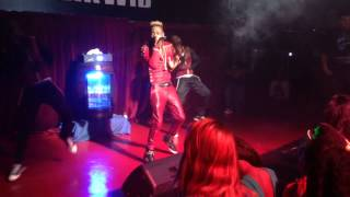 Diamond Platnumz Perform Live In Malaysia 2013