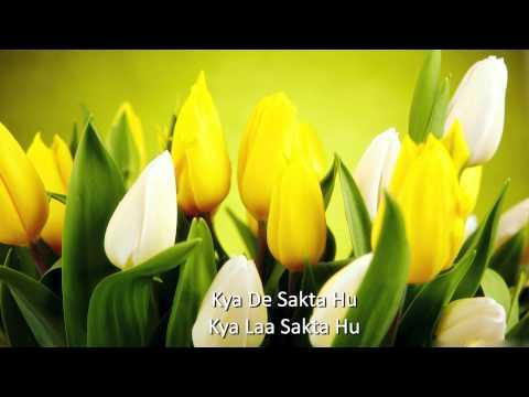 Shukriya Tera - HINDI CHRISTIAN WORSHIP SONG