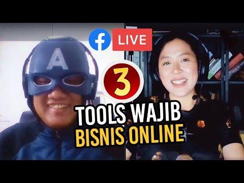 Bisnis Online : 3 Aplikasi Tools Wajib Punya
