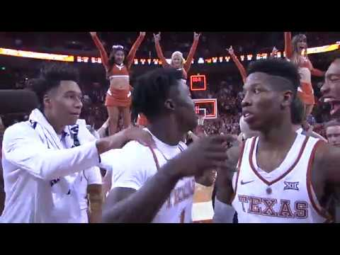 Andrew Jones' game winner propels Texas over Oklahoma