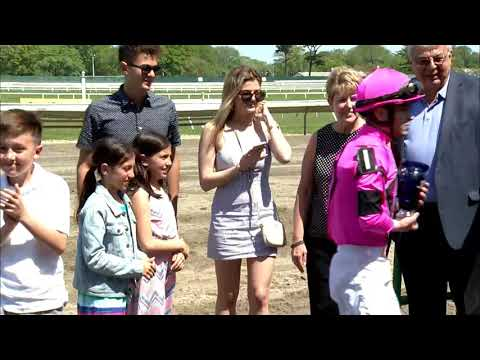 video thumbnail for MONMOUTH PARK 5-18-19 RACE 5