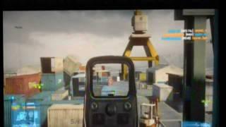 battlefield 3 Commando 9MM online gameplay 14-6 + leccion con revolver final