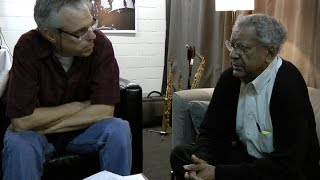 Anthony Braxton interviewed by Gerry Hemingway (2013)
