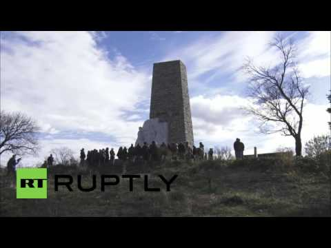 Bulgaria: Mass held for airmen who died in Su-24 downing & recovery op