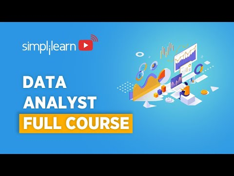 Data Analyst Full Course 2021   Data Analyst Skills Required   Data Analytics Lecture   Simplilearn