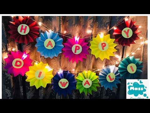 Birthday DECORATION IDEAS | Decoration for Birthday, Diwali & Christmas