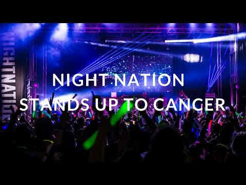 Night Nation Run Stands Up To Cancer
