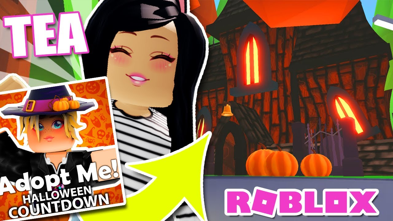4 Exclusive Halloween Pets Items And More In Adopt Me Roblox Tea