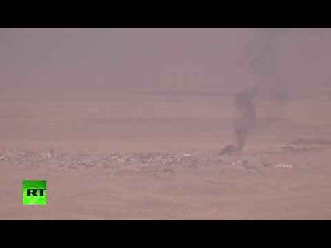 Offensive against ISIS near Mosul, Iraq (streamed live)