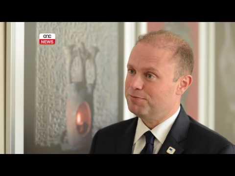 JOSEPH MUSCAT INTERVISTA