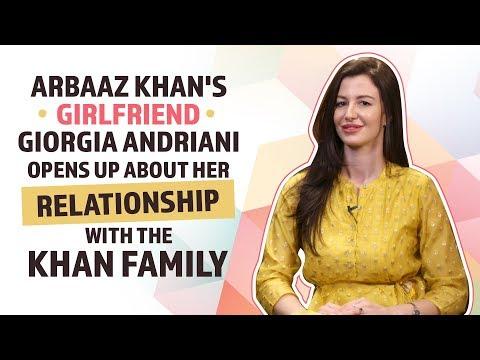 Arbaaz Khan's girlfriend Giorgia Andriani on wedding rumours with him | Pinkvilla Mp3