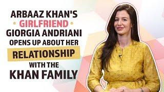 Arbaaz Khan's girlfriend Giorgia Andriani on wedding rumours with him   Pinkvilla
