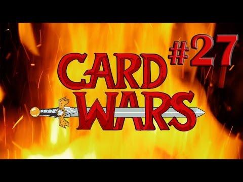 Как установить кэш на игру Card Wars