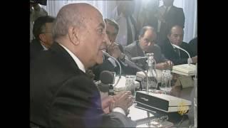 أرشيف- غضب بالمغرب بعد عام على انتفاضة الأقصى
