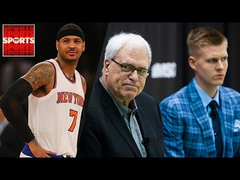 The KNICKS Are A TRAIN WRECK [Fisher Fired, Rodman To Coach?!]
