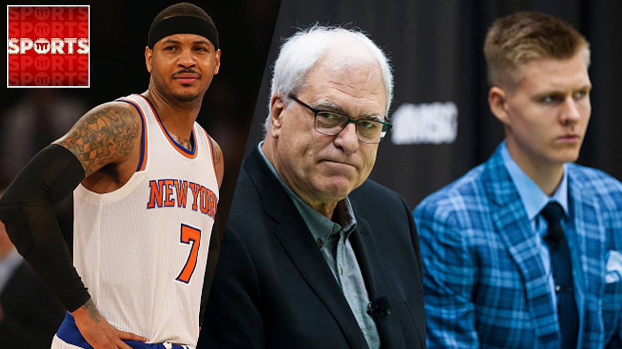 The Knicks will be a different kind of trainwreck this year