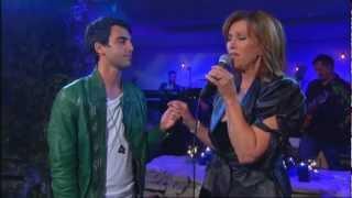 Darin & Sylvia Vrethammar - Strangers In The Night (Så Mycket Bättre)