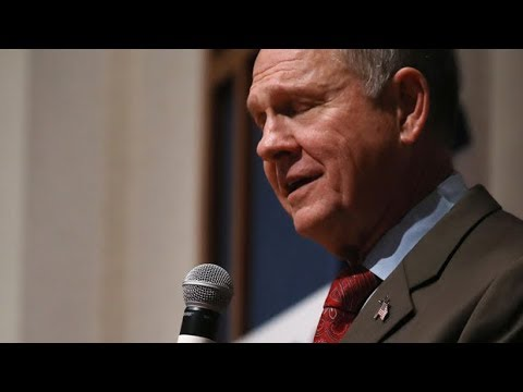 Roy Moore defeat ensured by African-Americans, women voters