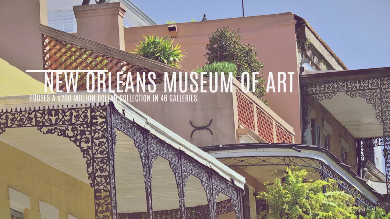 Ire 2018 things to do in new orleans youtube for Things not to miss in new orleans