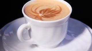 видео Кофе с пенкой в домашних условиях