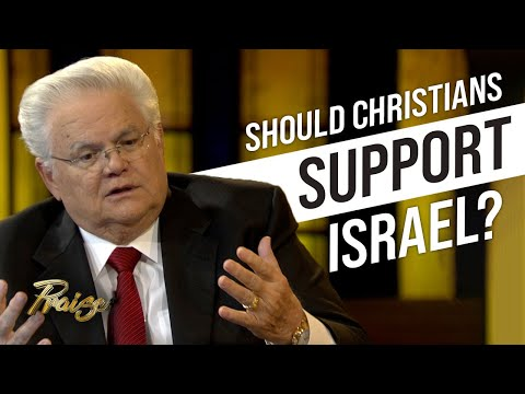 John Hagee: Prophetic Events In Israel's History \u0026 What's Coming Next | Praise On TBN
