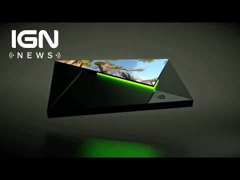Nvidia Announces Cloud-Based Gaming Service - IGN News