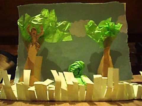 paper jungle