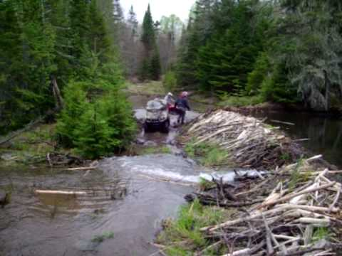 Grizzly 700 Northern Maine Style 002.MOV