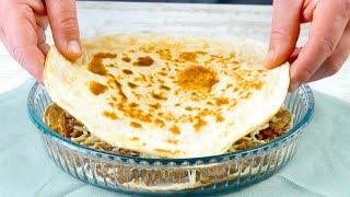 Totally Addictive Recipe – These Baked Tortillas Will Blow Your Mind!