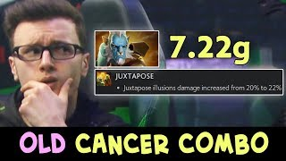 Old CANCER COMBO is back — PL + KOTL lane revived by MIRACLE in 7.22g