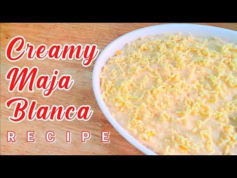Creamy Maja Blanca